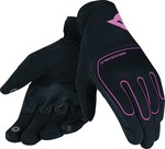 Dainese Plaza Lady D-dry Gloves Black/Fuchsia