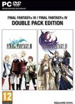 Final Fantasy III / Final Fantasy IV Double Pack Edition PC
