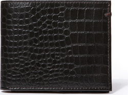 Ben Sherman Plectrum Leather Embossed Billfold (MH00224)