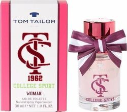 Tom Tailor College Sport Woman Eau de Toilette 30ml