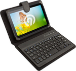 Ninetec Keyboard Case with Bluetooth 10""