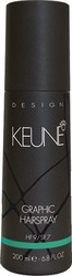 Keune Design Graphic Hairspray 200ml