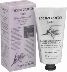 Durance After Shave Cream With Fig Tree Wood 75ml