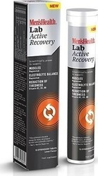 Omega Pharma Mens Health Lab Active Recovery 15αναβράζοντα δισκία