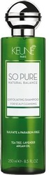 Keune So Pure Exfoliating Shampoo For Scalp Cleansing 250ml