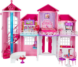 Mattel Barbie Malibu House