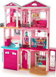 Mattel Barbie Dreamhouse & Bonus Fashionista