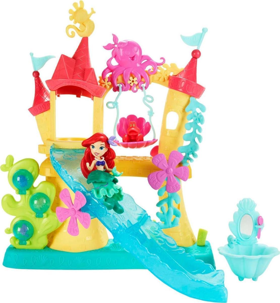 5a8c7e2d7c6 Προσθήκη στα αγαπημένα menu Hasbro Disney Princess Little Kingdom Ariel's  Sea Castle