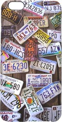 Ancus Faceplate Art Collection Licence Plates (iPhone 6/6s)