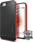 Spigen Neo Hybrid Dante Red (iPhone 5/5s/SE)