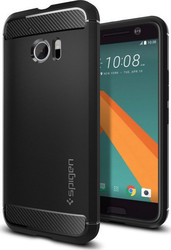 Spigen Rugged Armor Black (HTC 10)
