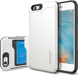 Spigen Slim Armor CS White (iPhone 6/6s Plus)