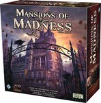 Fantasy Flight Mansions of Madness: 2nd Edition