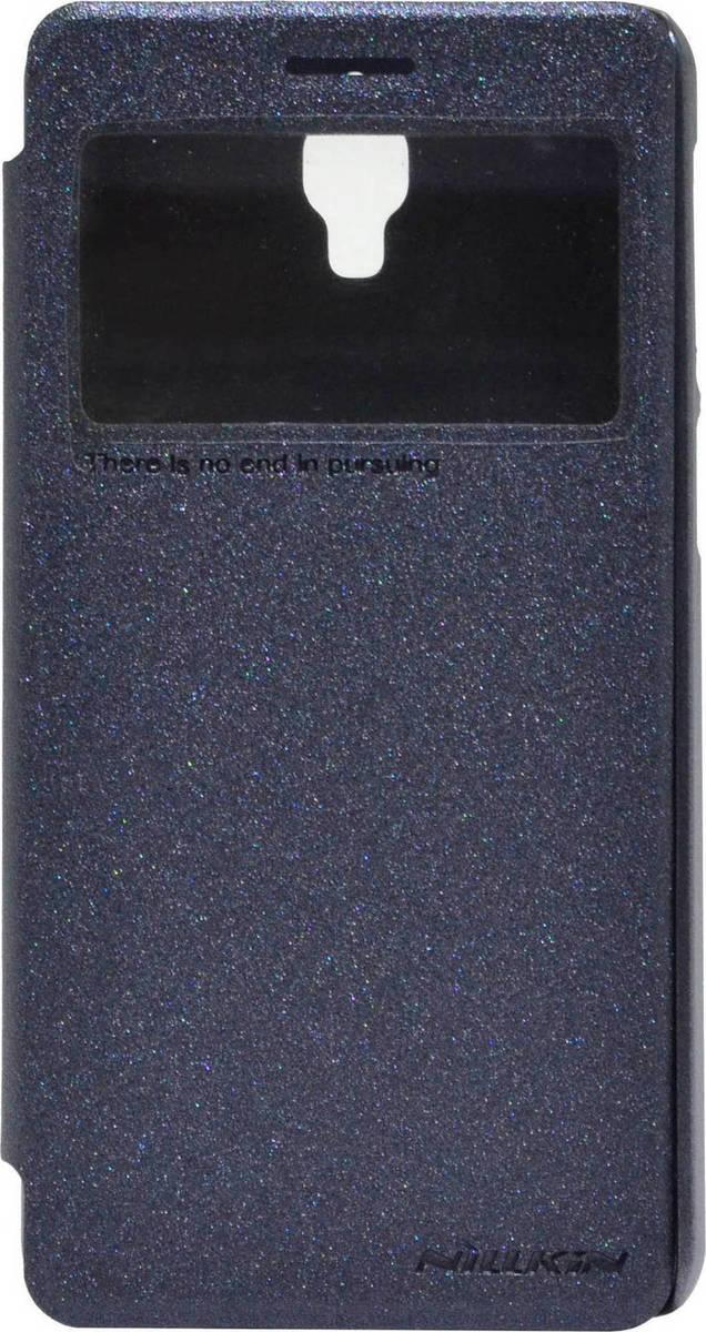 Προσθήκη στα αγαπημένα menu Nillkin Θήκη Book S-View Sparkle για Lenovo S660 Black