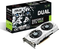 Asus GeForce GTX1060 6GB Dual (90YV09X0-M0NA00)