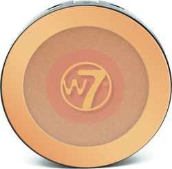 W7 Cosmetics Double Bubble Blush Compact OMG