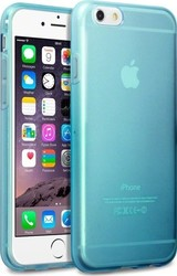 Terrapin TPU Gel Transparent Blue (iPhone 6/6s)
