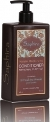 Saphira Keratin Moisturizing Conditioner 400ml