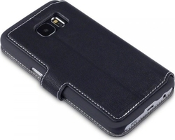 iSelf Book Leather Samsung S7 Black