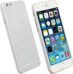 Krusell Back Cover FrostCover Transparent White (iPhone 6/6S)