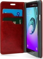 Olixar Wallet Case Red (Galaxy S7)