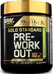 Optimum Nutrition Gold Standard Pre-Work Out 330gr Ανανάς