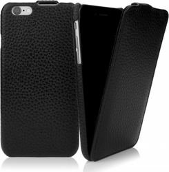 CASEual Leather Flip Classic Black (iPhone 6/6s)