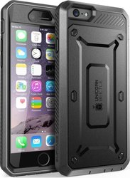 Supcase Unicorn Beetle Pro Black (iPhone 6/6s)