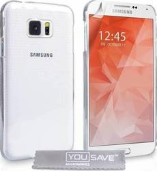 YouSave Accessories Hard Case Crystal Clear (Galaxy S6)