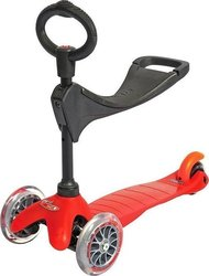Micro Scooters Mini 3 in 1 Red