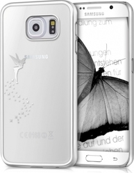 KW Crystal Case Fairy Silver (Galaxy S6)