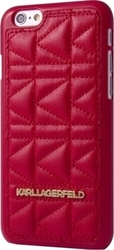 Karl Lagerfeld Quilted Red (iPhone 6/6s)