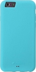 Melkco Silikonovy Case Light Blue (iPhone 6/6s)