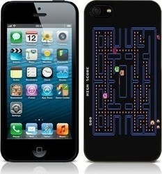 Call Candy Pac Man Black (iPhone 5/5S/SE)