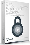 Panda Security Global Protection 2017 (3 Licenses , 1 Year)