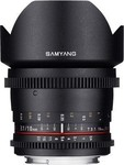 Samyang 10mm T3.1 ED AS NCS CS VDSLR (Samsung NX)