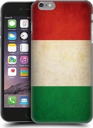 Art Telecom Back Cover Flag Italy Retro Style (iPhone 6/6S Plus)