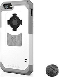 RokForm Rugged Magnetic Crystal Case White (iPhone 6/6s)