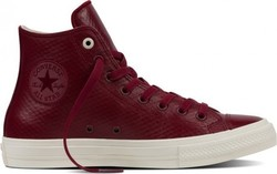 Converse Chuck II Mesh Backed Leather High Top 153553C-607