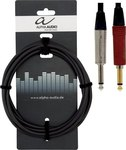 Alpha Audio Cable 6.3mm male - 6.3mm male 6m (190.845)