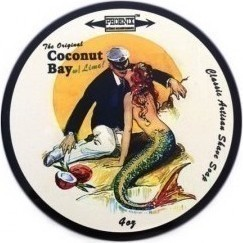Phoenix Artisan Accoutrements Coconut Bay & Lime Shaving Soap 114gr