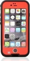 Redpepper Shockproof/Waterproof With Touch ID Κόκκινο (iPhone 6/6s)
