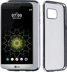 detailed look b5cff 05f4c OEM Electroplating Back Case Gray (LG G5)