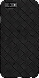 Agent18 Slimshield Black Weave (iPhone 6/6s)