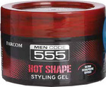 Farcom Men Code 555 Hot Shape Styling Gel 500ml