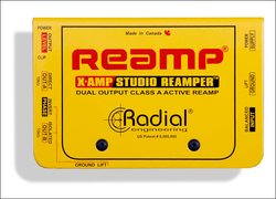 Radial X-Amp Active Re-Amplifier R800 1028