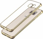 OEM Silicone Back Cover Gold (Galaxy S6)