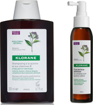 Klorane Quinine Shampoo 200ml & Cure De Force Antichute Αγωγή Κατά της Τριχόπτωσης 125ml