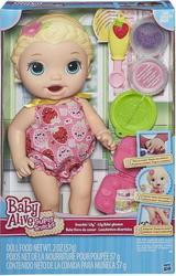 Hasbro Baby Alive: Snackin' Lily Blonde