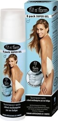 Abc Kinitron Fit n' Form 6 Pack Super Gel 200ml